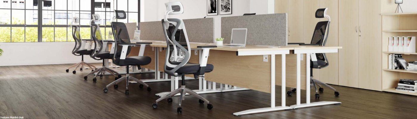 Office Furniture with Office Chairs
