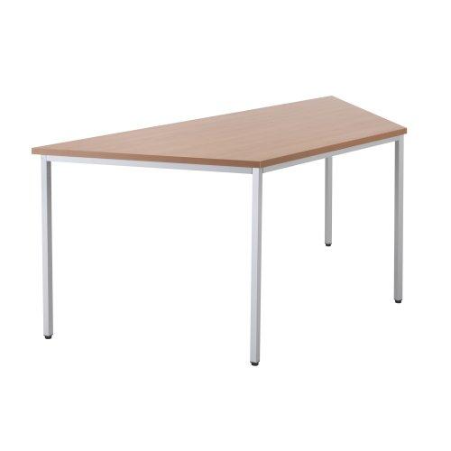 Trapezoidal Multipurpose Table