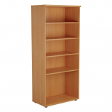 1800mm High Bookcase