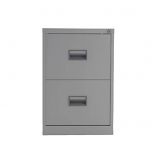 2 Drawer Metal Filing Cabinet