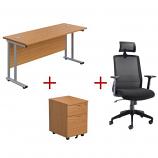 Home Office Furniture - Starter Bundle 2