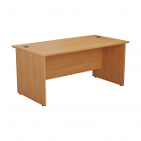 Start 1200mm Panel End Desk
