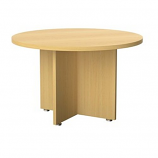 Regent 1200mm Circular Meeting Table