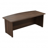 Regent 2000mm Bow Fronted Desk